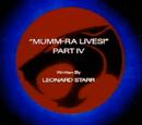 Mumm-Ra Lives! - Part IV