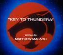 Key to Thundera