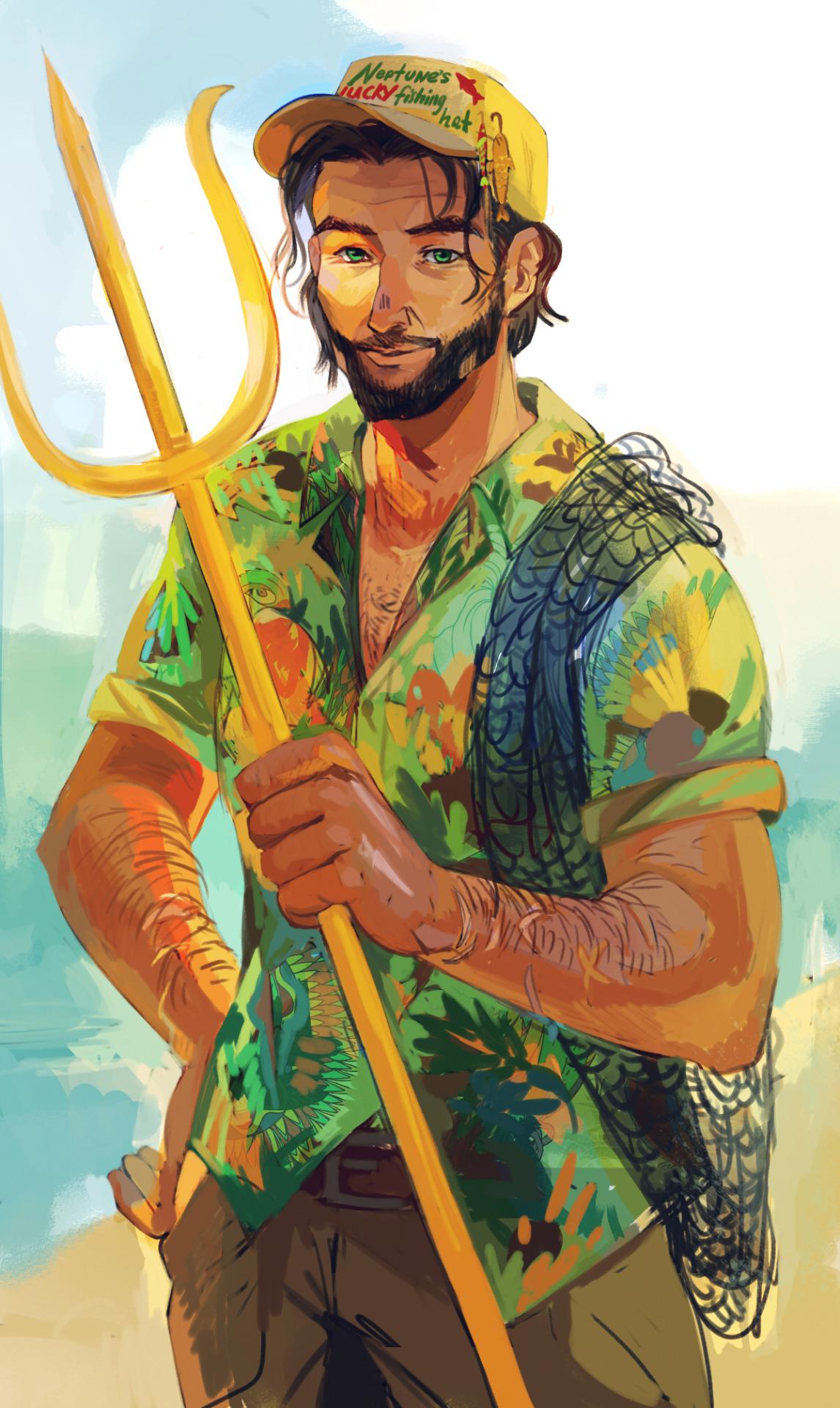 Poseidon - Riordan Wiki - Percy Jackson, The Heroes of ...