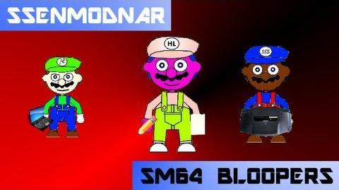 Ssenmodnar (real 1st blooper, I think :/)