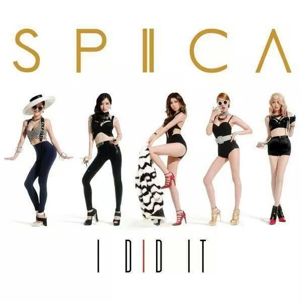 [Biografia] SPICA Spicacomeback