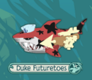 Duke future toes
