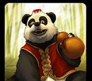 Lum Bam-Foo, Gambling Panda