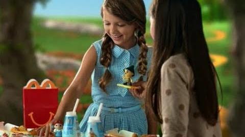 The Wizard of Oz 75th Anniversary (McDonald's, 2013)