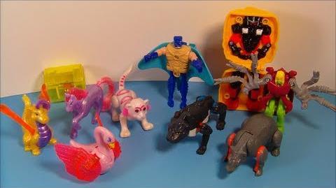 Transformers (McDonald's, 1995)