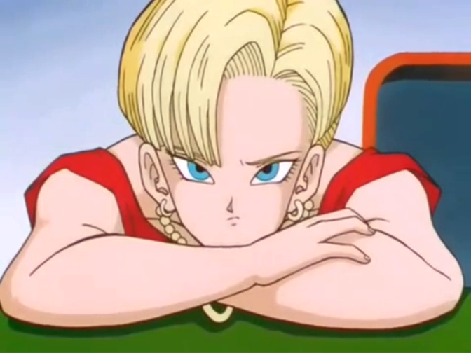 android 18 love interest wiki