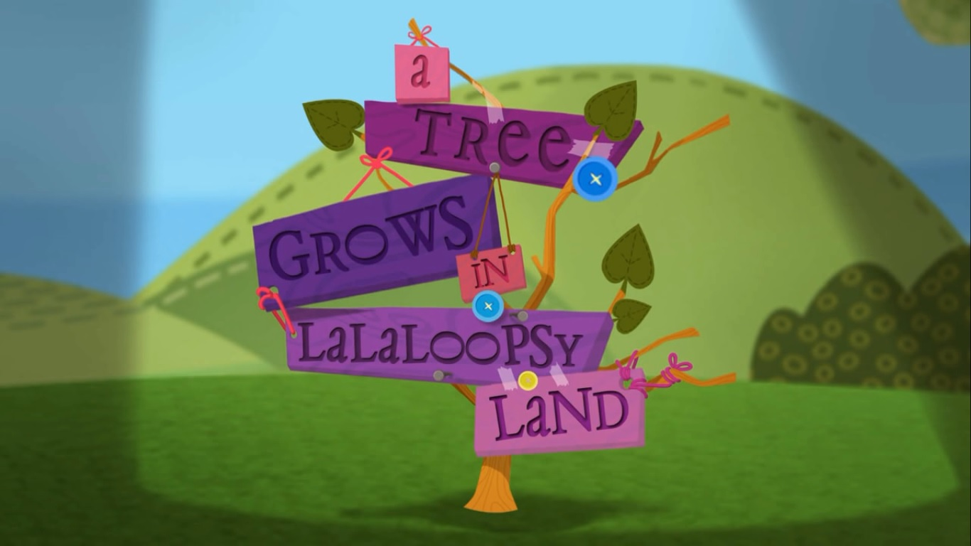 A Tree Grows In Lalaloopsy Land Lalaloopsy Land Wiki