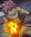 Natsu about to attack Motherglare.png