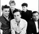 Musical groups established in 1977