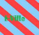E-Ville (SpongeBob & Super Mario Crossover)