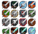 Monking Weapons