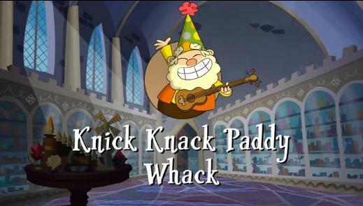 Knick Knack Paddy Whack 1