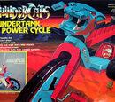 LJN Big Wheel Pedal Bike