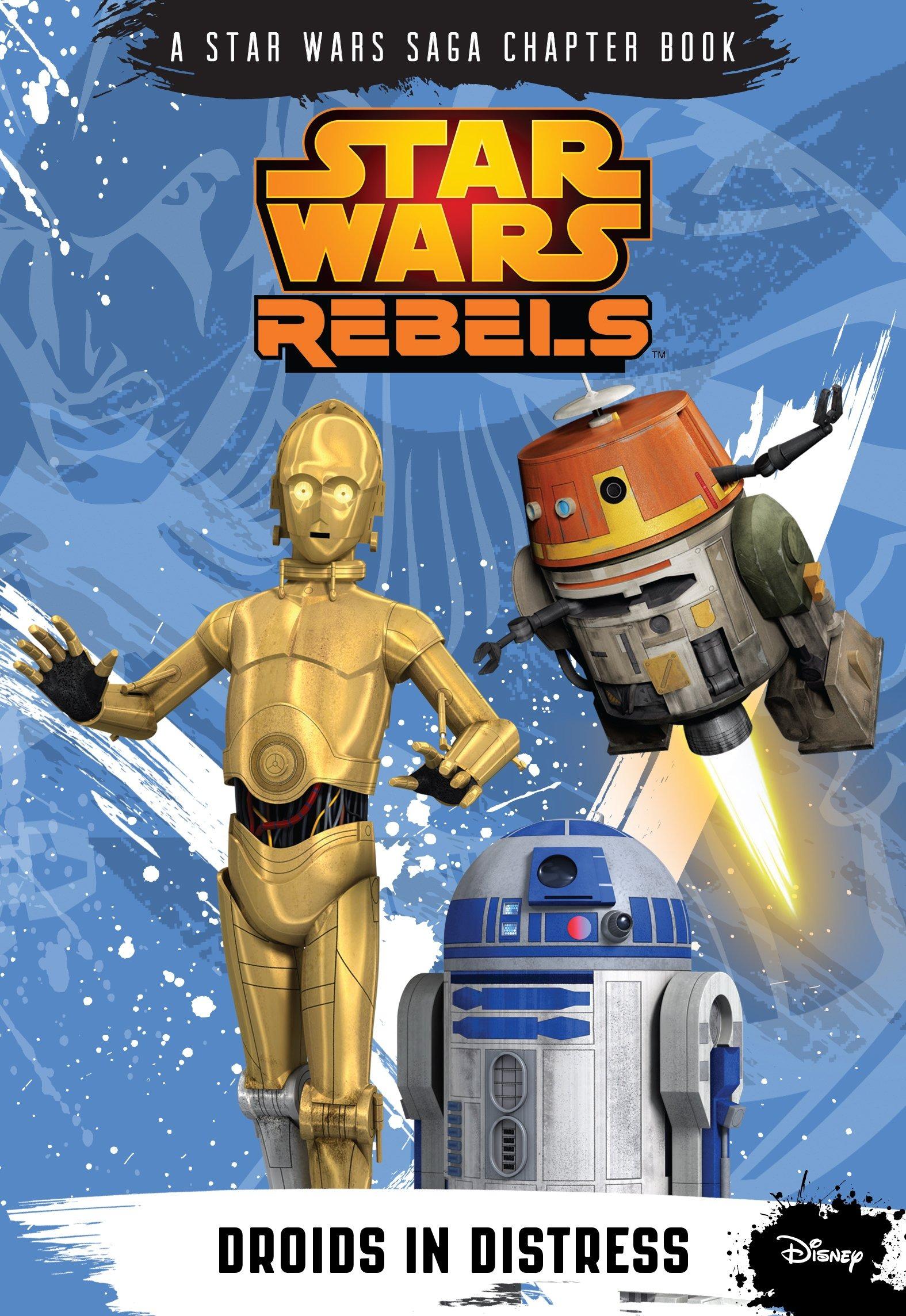 Droids in Distress - Star Wars Rebels Wiki