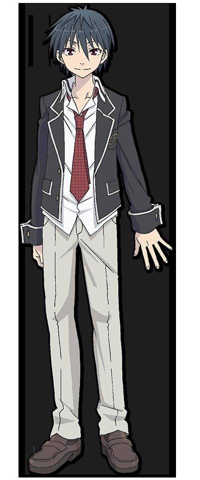 Anime Characters Full Body : Image arata kasuga anime character full body