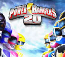 Power Rangers Mega War: The Game