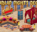Arabian Nights Decor Collection