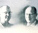 Richard and Maurice McDonald