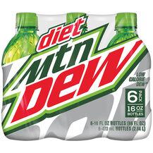 Mountain dew flavors lemonade