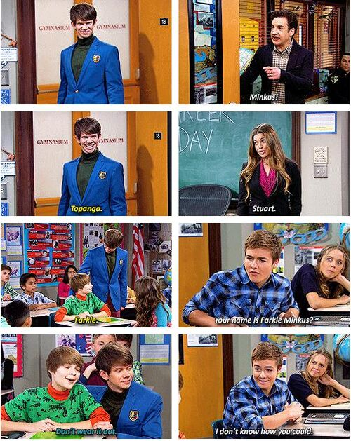 farkle from girl meets worlds real name Farkle minkus is one of the main characters in girl meets world usually referring himself by his own name.