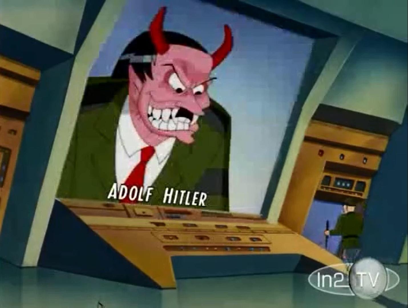 adolf hitler  histeria   - villains wiki - villains  bad guys  comic books  anime