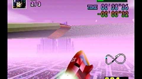 """F-Zero X - Mute City - 1'15""""361 PAL 【World Record】"""