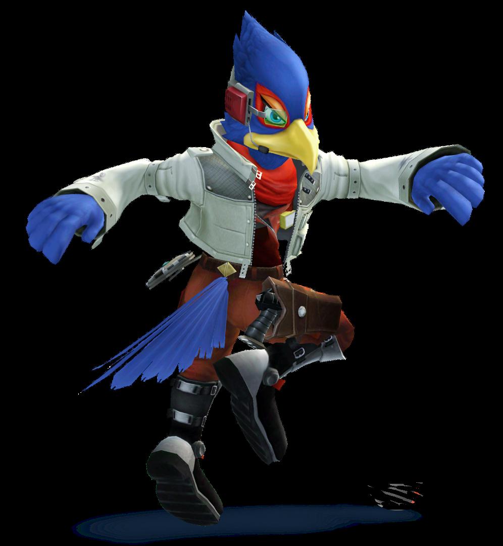 Falco star fox porn