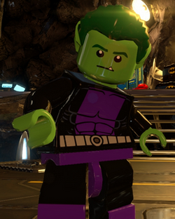 lego beast boy - photo #16