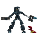 Ultra Agents/Dino: Battle Mech/Entry for Brickipedia's August Building Contest