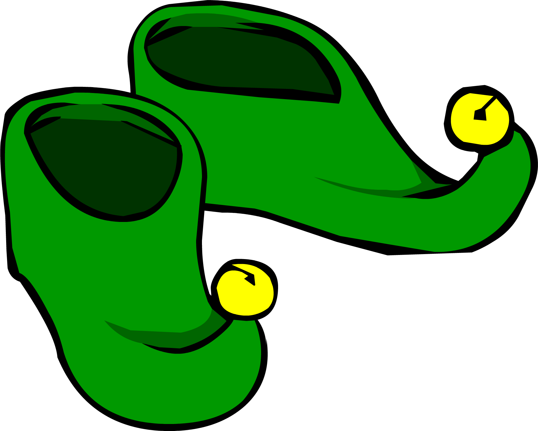 Elf Shoes - Club Penguin Wiki - The free, editable encyclopedia about ...