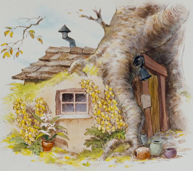 pooh 39 s house disneywiki