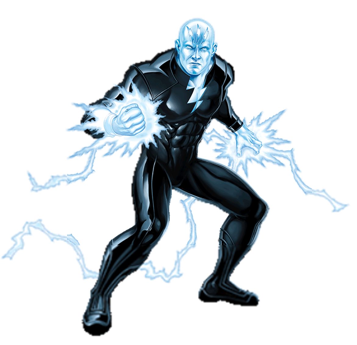 Image - Electro 2.0.png - Ultimate Spider-Man Animated Series Wiki