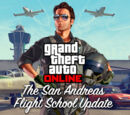 San Andreas Flight School Update