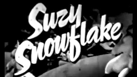 Suzy Snowflake (1951) Stop Motion Animation
