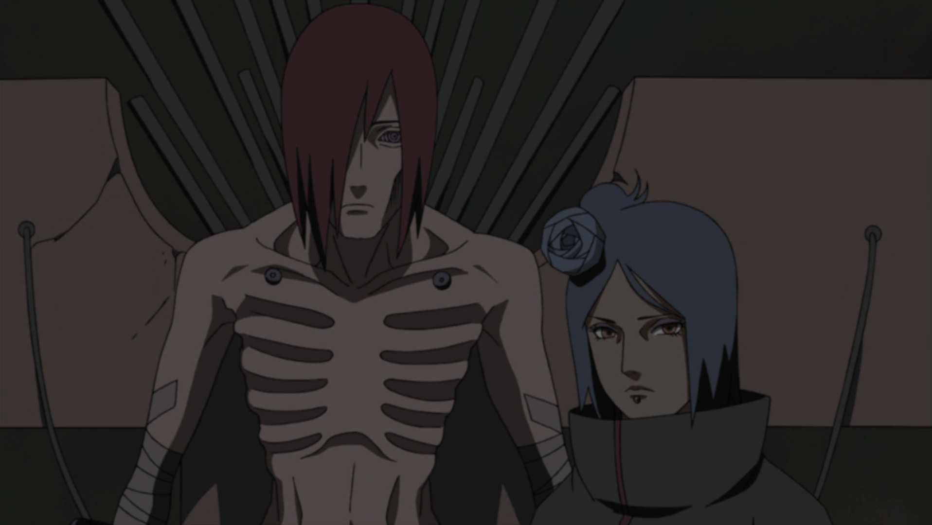 pein and konan relationship quotes