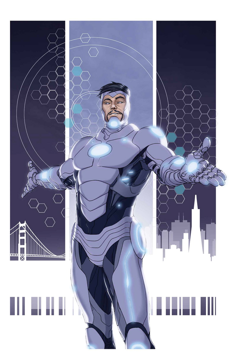 Superior iron man vol 1 1 marvel comics database - Iron man 1 images ...