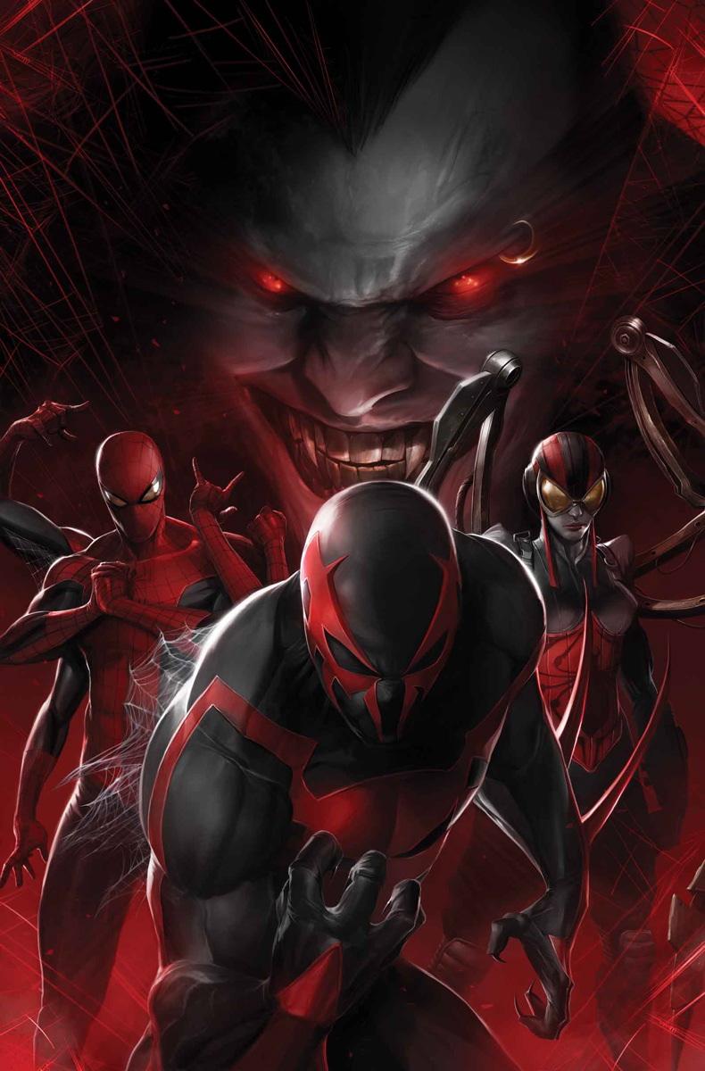 Spider man 2099 vol 2 6 textless