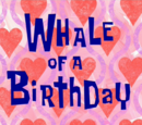 Whale of a Birthday