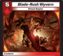 Blade-Rush Wyvern