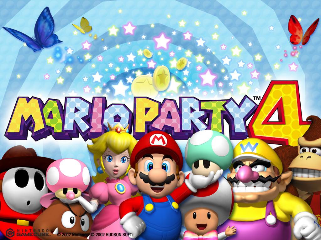 Mario Party Island Tour Waluigi Win