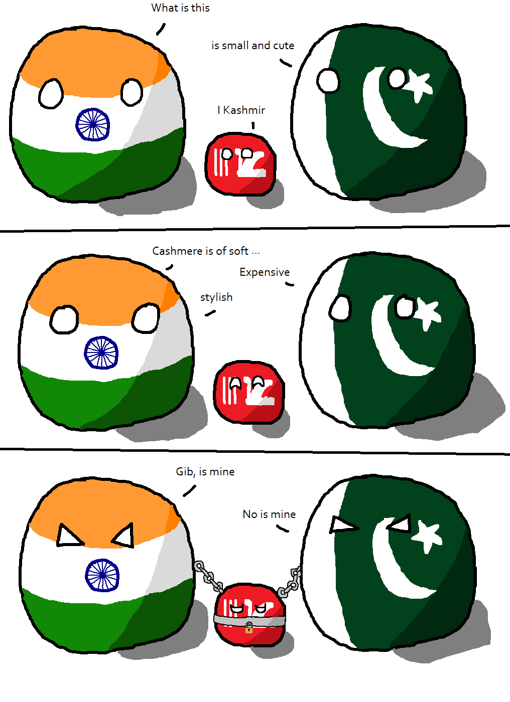 nostradamus on india and pakistan relationship