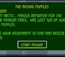 Aunt Arctic's Puffles