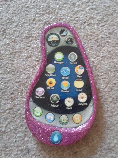 Pear Phone XT replica by randyfivesix on Etsy