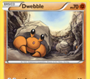 Dwebble (Fronteras Cruzadas TCG)