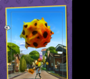 Sticky Cheetah Ball