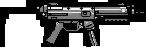Armas/Weapons SMG-GTAV-HUD
