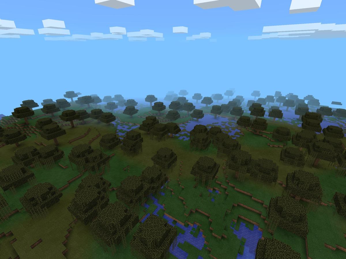 Survivalcraft village seed pe list