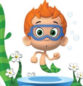 Nonny - Bubble Guppies Wiki