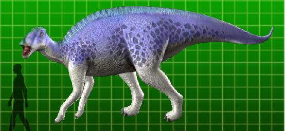 edmontosaurus dinosaur king - photo #12