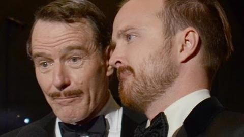 Good Night for 'Breaking Bad' at the Emmys 2014